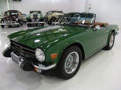 1975 Triumph : TR-6