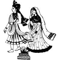 64 Best Indian Wedding Card Images Arabesque Paint Art Clipart