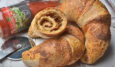 Pizzás croissant 8db