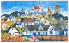 Mikroregion Ladův kraj - Pohádkové Hrusice Z Arts, Home Art, Illustrators, Fairy Tales, Literature, Art Pieces, Folk, Illustration Art, Retro