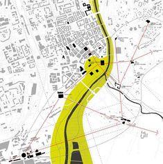 strategical map  [jojko + nawrocki architekci, josef kiszka]