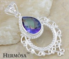 beautiful Alexandrite pendant