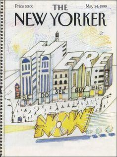 Saul Steinberg, cosa si può fare con una matita su un foglio bianco....