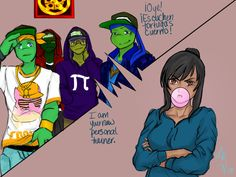 teenage mutant ninja turtles with swag deviantart - Google Search