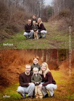 Color Pop Photoshop Editing Tutorial- Before/After