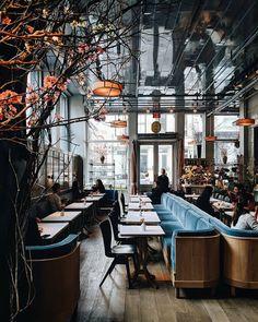 La Mercerie Café, NYC