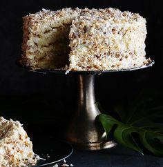 Tommy Bahama's Famous Piña Colada Cake |  | Rick Rodgers - Culinary Professional