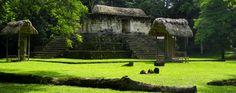 Parque Arqueológico Ceibal: a orillas del Río La Pasión, se encuentra Ceibal, una de las ciudades más importantes y grandes de la región, la cual recibió su nombre debido a la gran cantidad de ceibas que allí se encuentran. En el sitio aún pueden observarse templos y estelas muy finas y bien conservadas.