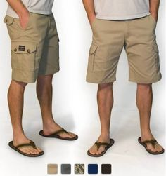 c27227477d All American Cargo Shorts Made in USA: All American Clothing Co American  Made Clothing,
