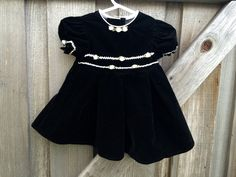 9 month black dress dress