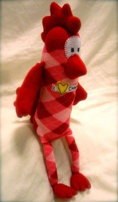 Sock Rooster / Chicken