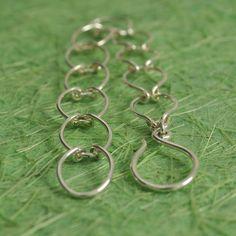Handmade Wire Bracelet Metalwork Bracelet Wire by MadebyNat