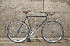 Vélo / Bike Liberia Vintage Campagnolo Pignon Fixe / Fixed Gear Cuir / Leather Gravure / Engraving Liberia, Gravure, Culture, Vintage, Fixed Gear, Leather, Vintage Comics