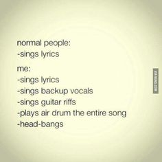 i dont just sing a song i sing the backups - Google Search