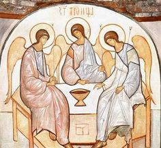 Holy Trinity - Grigorij Krug