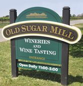 Old Sugar Mill Tasting Room.  Many of our wineries of the Delta Farm & Winery Trail are located here.  www.sacriverdeltagrown.org
