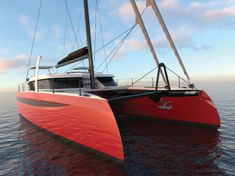 Begins to Take Shape Oceans Series, Cabin Interiors, Boat Building, Catamaran, Touring, Sailing, Remote, Cruise, Sisters