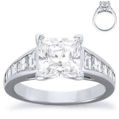 Blue Nile Wedding Ring Style 6463 Ring | OneWed