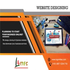 Login4ITES is a leading Web Designing and Development company in Delhi and Noida. Website Logo, Website Web, Website Design Company, Promote Your Business, Seo Services, Software Development, Business Design, Online Marketing, Online Business