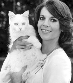 Cat with Natalie Wood