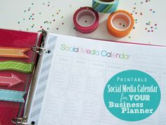 Printable Small Business Planner: Organizing Your Business or Etsy Shop, Favorite Business Printables