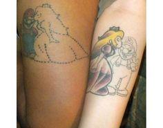 15 ideas de tatuajes de parejas para sellar el amor en la piel - Batanga
