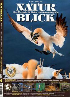 Die Vielfalt der Natur erleben. Gefunden in: NATURBLICK, Nr. 4/2014