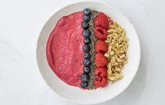 Acai Bowl, Breakfast, Smoothie, Foods, Acai Berry Bowl, Morning Coffee, Food Food, Food Items, Smoothies