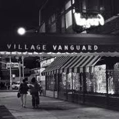 Village Vangard (jazz club) NYC