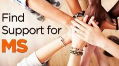 FIND Support for MS - MSers Unite in the Fight! MULTIPLE SCLEROSIS AWARENESS