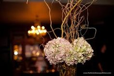 dark pink hydrangea arrangements - Google Search