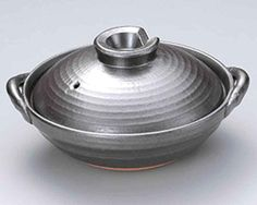 Tetsuyu for persons Donabe Japanese Hot pot Grey Ceramic Made in Japan *** Additional details at the pin image, click it : Bakers and Casseroles