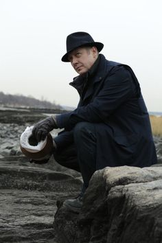 James Spader in NBC's 'The Blacklist'