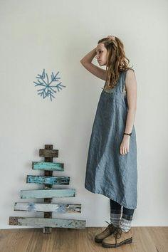 에이프런 앞치마 자료 모음 : 네이버 블로그 Japanese Apron, Linen Apron, Square, Midi Skirt, Summer Dresses, Boho, Sewing, Skirts, Outfits