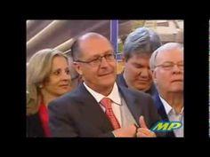 PCC ameaça matar Governador Geraldo Alckmin