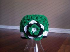 233c29f52f8 Amanda loves Saskatchewan Roughrider Crocheted Beanie by  SparkleberryCrafts