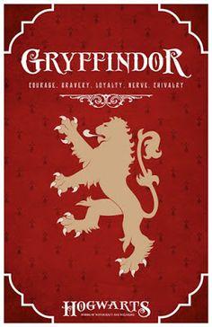WallPotter: Gryffindor/ Grifinoria