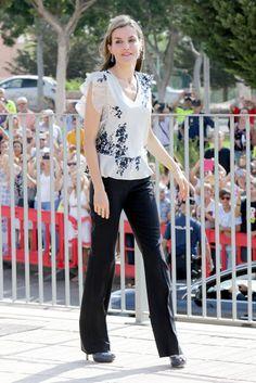 Royals & Fashion: Lancement de la nouvelle année scolaire, Almeria