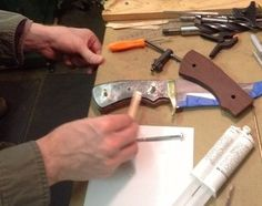 сделать нож самому пошаговая инструкция img-1