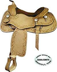 Saddlesmith Of Texas Todd Bergen Reiner available at HorseLoverZ, the place for horse products and equipment. Features of this fine saddle include an Armor-Tex Pro Bergen, Natural Leather, Tan Leather, Billy Cook Saddles, Western Horse Saddles, Western Tack, Western Riding, Endurance Saddles, Ranch Riding