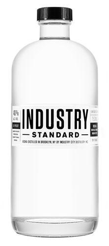 Industry City Distillery's Industry Standard Vodka