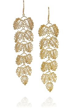 TFS Jewelry Tree of Life Heart Peace Sign 14k Gold Over Brass Clip-On Charm Set