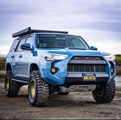 Here's what you need to know to build the cleanest Toyota overland adventure project. lift with KING OEM Performance shocks and off-road tires and more! Overland 4runner, Toyota 4runner Trd, Toyota 4x4, Toyota Trucks, Toyota Tacoma, Toyota Suvs, Toyota Vehicles, Lifted Trucks, Chevy Trucks