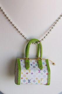 Valbuena Creativa: Original colgante bolso!!