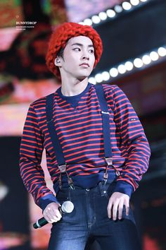150530 Xiumin at EXO'luXion in Shanghai