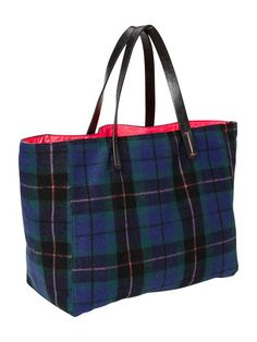 9ef5f42b652e I love the subdued plaid with the hint of hot pink
