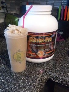Give your morning a little kick with Nitrox-Pro Iced coffee!
