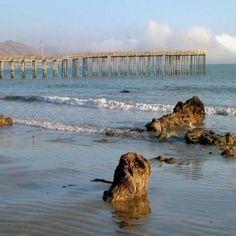 Cayucos California Sleepy Beach Town With Charm Zephyr