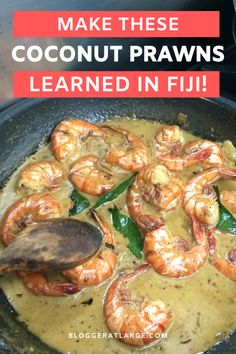 We haven't got much on at the moment except cooking, so I thought I'd share one of the best (and easiest) recipes I learned in my travels: these prawns from a resort in Fiji. So simple, the kids could make dinner!   #prawnrecipe #dinner #lockdowndinner