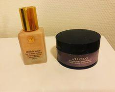 Her er mine syv favoritter innenfor kosmetikk som jeg bruker fast. Jeg har prøvd mye forskjellig,... Double Wear, Loose Powder, Lipstick, Makeup, Beauty, Blogging, Make Up, Lipsticks, Beauty Makeup